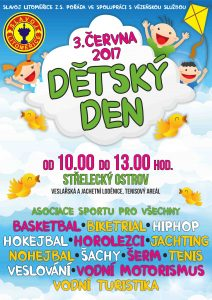 Plakát-Slavoj-Litoměřice-dětský-den-A3